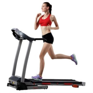 Sunny Health & Fitness SF-T4400 Treadmill 02